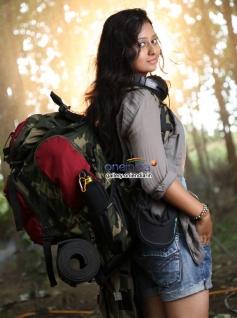 Amoolya in Kannada Movie Gajakesari