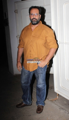 Anand L Rai at One By Two special screening