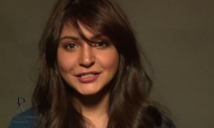 Anushka Sharma still from Dabboo Ratnani 2014 Calendar photoshoot behind the scenes