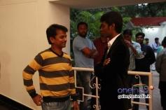 AR Murugadoss and Atlee Kumar at the Raja Rani film 100 days celebration