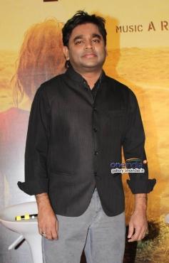AR Rahman during the Highway film media interaction