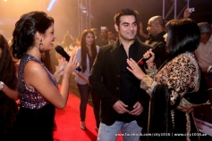 Arbaaz Khan during the Jai Ho film premiere at Dubai