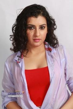 Archana Veda still from Telugu Movie Panchami