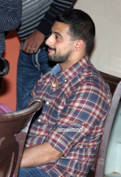 Arunoday Singh at the special screening of American Hustle