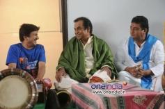 Actor Brahmanandam pics from Bangkok Brahmanandam Movie