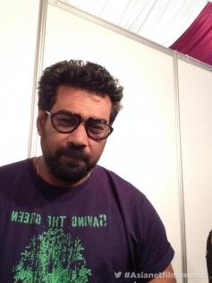 Biju Menon at the Asianet Film Awards 2014