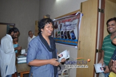 Book Release by Vidyashankar H in Bangalore
