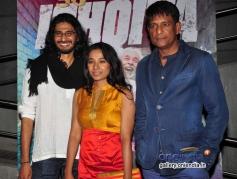 Celebs during the Dedh Ishqiya film premiere