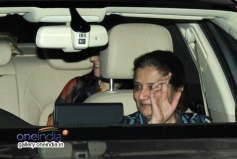 Celebs at One By Two special screening
