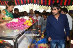 Varun Sandesh pays tribute to Uday Kiran