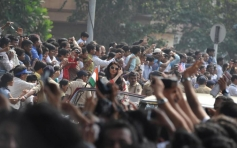 Celebs at Republic Day Parade