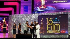 Celebs at the Asianet Film Awards 2014
