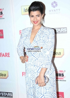 Nimrat Kaur at the Filmfare Pre Awards Nominations Party 2014