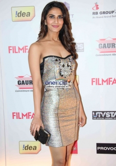 Vaani Kapoor at the Filmfare Pre Awards Nominations Party 2014