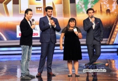 Celebs at the Gunday film promotion