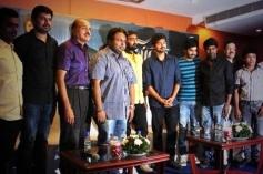 Celebs at the Jilla film success meet