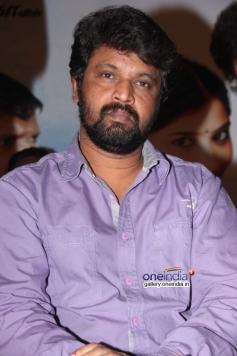 Cheran at the film Sogusu Perunthu audio launch