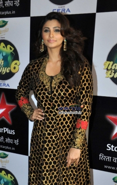 Daisy Shah promote Jai Ho on Nach Baliye 6