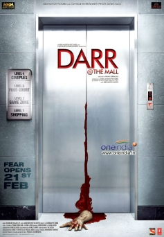 Darr @The Mall firstlook poster
