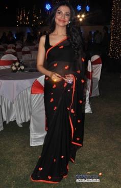 Divya Khosla Kumar at Yaariyan Success party