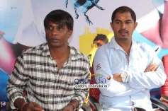 Duniya Vijay at Jackson Film Launch Press Meet