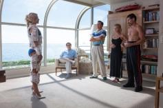 eonardo DiCaprio, Jon Bernthal, Jonah Hill and Margot Robbie  The Wolf of Wall Street 2013