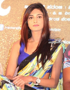 Erica Fernandes at Ninnindhale Audio Release