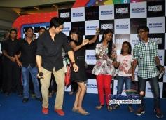 Facebook contest winner Monica Yadav shakes a leg with Sidharth Malhotra