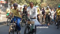 Feel Bengaluru - Cycle Day