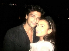 Gauhar Khan and Kushal Tandon spotted together in Goa