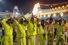 Govinda Mala Devotees