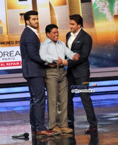 Gunday film promotion at India's Got Talent