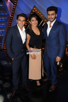 Gunday film promotion on the sets of India's Got Talent