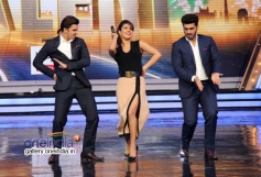Gunday film starcast performs on the sets of India's Got Talent
