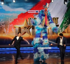 Gunday film stars performs on the sets of India's Got Talent