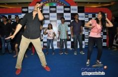 Hasee Toh Phasee film stars Sidharth Malhotra and Parineeti Chopra at Korum Mall Thane