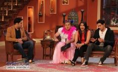 Kapil Sharma, Alia Sagar, Sidharth Malhotra and Parineeti Chopra