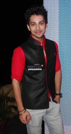 Himansh Kohli during the success party of film Yaariyan