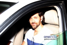 Hrithik Roshan celebrate New Year 2014 at Sonali Bendre's place