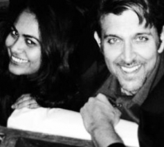 Hrithik Roshan snapped at a wedding in Udaipur