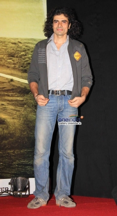 Imtiaz Ali during the Highway film media interaction