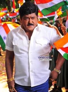 Jaggesh in Kannada Movie Agraja