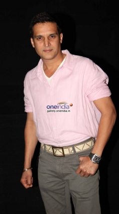 Jimmy Sheirgill at the first look of film Darr at The Mall