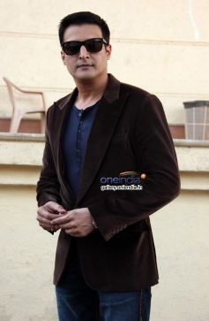 Jimmy Sheirgill at the music launch of film Darr @ The Mall