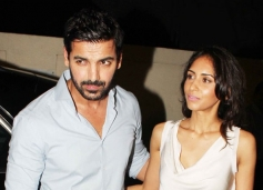 John Abraham and Priya Runchal Rare and Unseen pictures