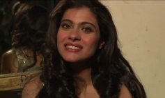 Kajol still from Dabboo Ratnani 2014 Calendar photoshoot behind the scenes