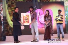 Kamal Haasan, Arya and Nayantara at the Raja Rani film 100 days celebration