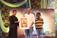 Kamal Haasan and Sathyaraj at the Raja Rani film 100 days celebration