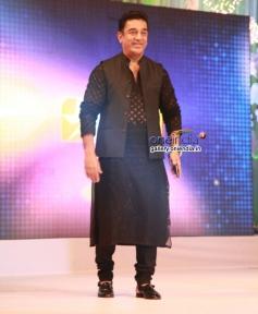 Kamal Haasan at the Raja Rani film 100 days celebration