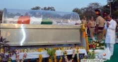 Karnataka PSI Mallikarjun Bande Funeral